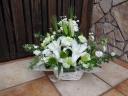 大切な日の仏花(ピュアホワイト)