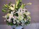 ユリのお供え花
