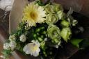 野の花屋 ナチュラルグリーンブーケ