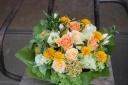 野の花屋 ローズアレンジメント