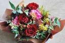 野の花屋 シックなアレンジメント