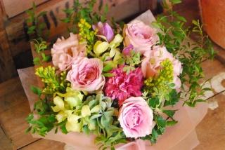 野の花屋 ラブリーアレンジメント
