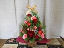 クリスマスツリーアレンジ:オールラウンドタイプ