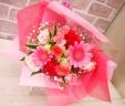 ◆ピンクの可愛らしいブーケ◆