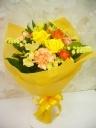 元気いっぱい☆黄色&オレンジのビタミンカラー