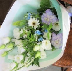 洋花のお供え花束