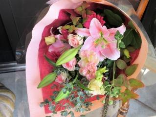 花束「ドヌーブ」