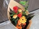 花束「マロングラッセ」