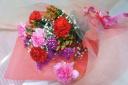 カーネーションのお花束