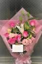 豪華!ピンクの花束