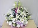 ホワイト系 お供え花