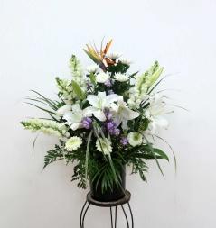 【フェルネ】 お供えの籠花