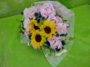 Sun Flower ブーケ
