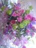 春いっぱい♪ふんわりスイートピーのブーケ