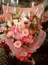 ボリュームたっぷり♪可愛い&華やか花束