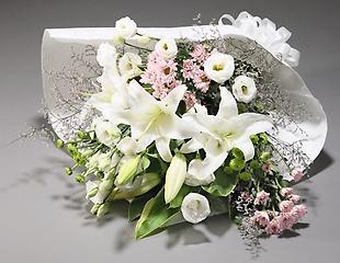お供え花束「渚(なぎさ)」
