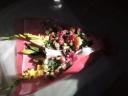 バラがメインの「ヴェルサイユの庭」 花束