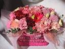 ☆母の日「手軽に飾れて華やか フラワー・バッグ」