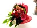 ありがとうの感謝を込めて・・ピンク系花束