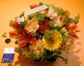 母の日ギフト「ビタミンカラーの花畑」