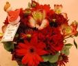 母の日ギフト「真っ赤な花畑」