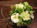 母の日ギフト「緑と白のThanks Mom」