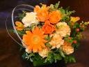 母の日ギフト「ビタミンOrangeの花畑」