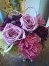 母の日ギフト「花花パープル」