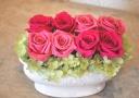 永遠のお花「可愛すぎるピンク」
