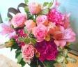 母の日ギフト「華やかな花々」