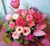 母の日ギフト「豪華な花々」