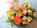 母の日ギフト「ハートフルオレンジ」