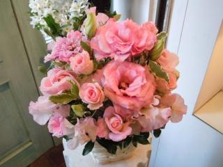 花ギフト「優しく癒しのピンク」