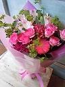 母の日ギフト「ピンクのブーケ」