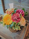 母の日ギフト「楽しい花々」