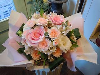 優しさに包まれたピンク&ホワイト