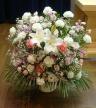 葬儀用生花(洋花)