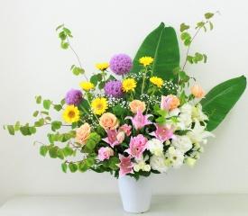 refreshing arrangement