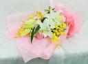 pet funeral bouquet