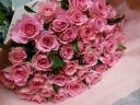 ~店長おススメ!バラのみで作った花束~