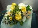 元気な色合い元気な花束