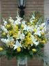 1段スタンド花
