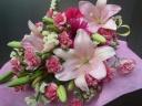 ★ピンク色・花束★