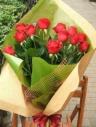 赤バラの花束(1ダース)