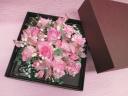 ボックスフラワー (Spring Pink)