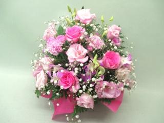 Avec le rose doux(優しいピンクで