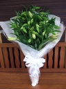 カサブランカの御供え花束