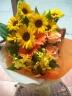 夏限定☆ひまわり花束!