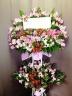 超かわいいピンクのスタンド お花がいっぱい ♪♪