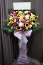 可愛いお花スタンド